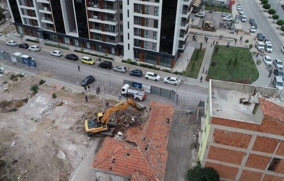 İzmir Örnekköy'de kentsel dönüşüm başladı!
