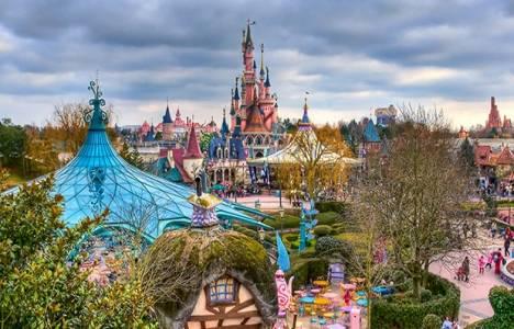 Disneyland için 1