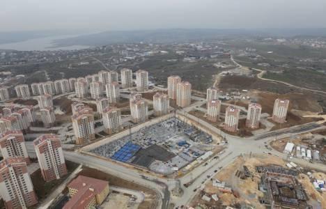 Kayaşehir TOKİ Evleri