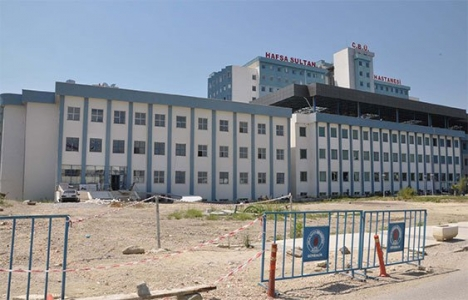 Celal Bayar Kanser Merkezi Binası ruhsat bekliyor!