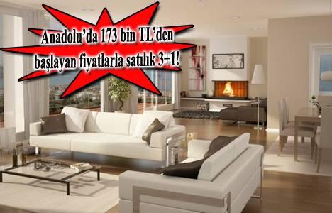 Anadolu Yakası 3+1 satılık daireler 2013!