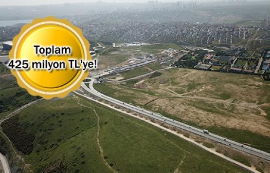 Başakşehir Belediyesi 2 dev arsasının ihalesini erteledi!