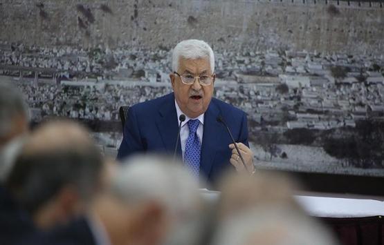 Mahmud Abbas'tan İsrail'e
