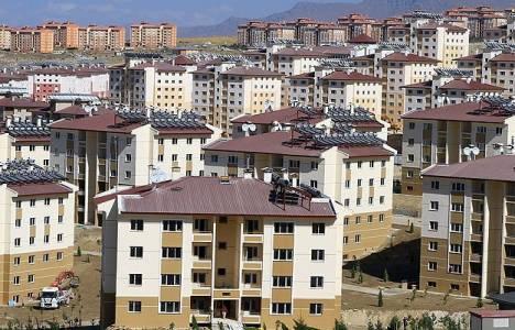 TOKİ'den Ankara'da düşük