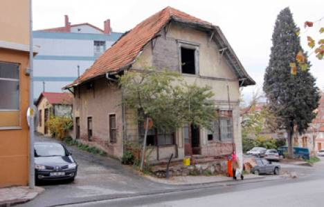 Darıca'daki tarihi itfaiye binası restore edilecek!