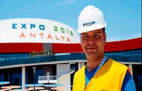 EXPO 2016 Antalya'daki