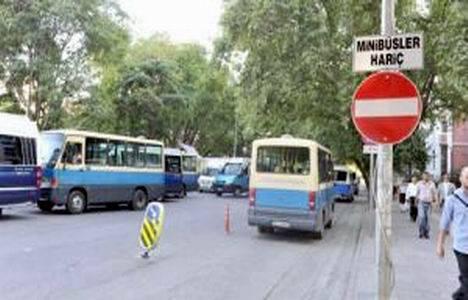 Ankara TOKİ Konutları'ndan Güvenpark'a minibüs hattı!