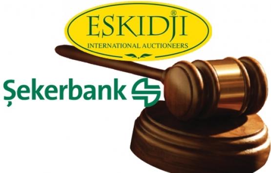 Eskidji, Şekerbank'ın 262 gayrimenkulünü 26 Eylül'de satışa çıkarıyor!