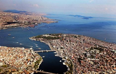 İstanbul'un çehresi mega projelerle değişecek!