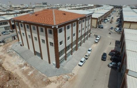 Şahinbey Sanayi Sitesi'ne