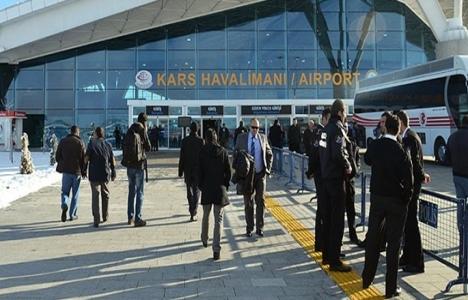 Kars Havalimanı, Kars