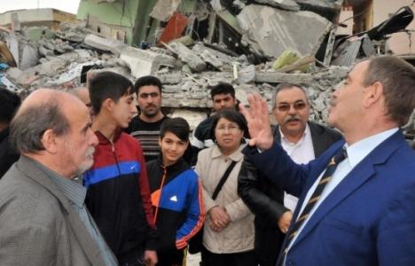 Mersin'e acil kentsel dönüşüm gerekiyor!
