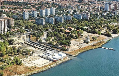 Cevizlibağ- Ataköy hattı