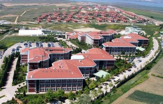 Fatih Üniversitesi'nin arazisi