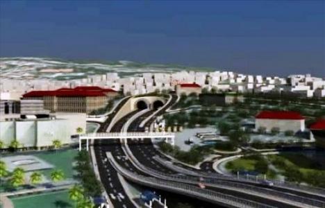İzmir'in trafiğine tünel öneri projesi geliştirildi!