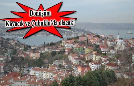 Beykoz kentsel dönüşüm 2013!