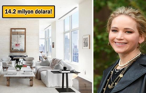 Jennifer Lawrence bekar evini satıyor!