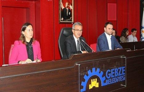 Gebze Belediyesi Meclisi'nde imar konuşuldu!