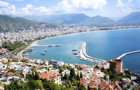 Antalya'da Hazine arsa