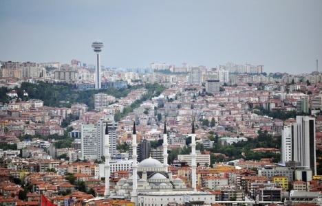 Ankara'da 9.7 milyon