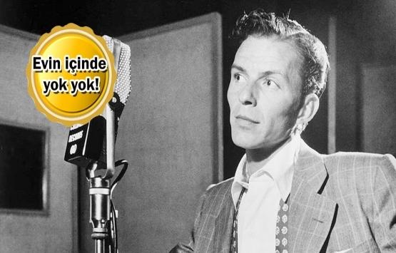 Frank Sinatra'nın California'daki evi 4.25 milyon dolara satışa sunuldu!