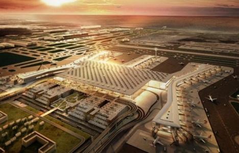 Yeni havalimanına toplu ulaşım deneme seferleri başladı!