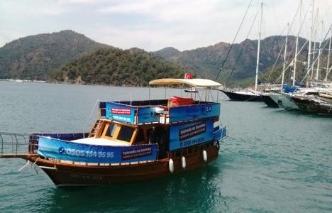 CarrefourSA, tekne marketi açtı!