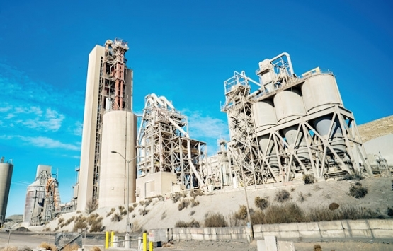 Çimento üretim kapasitesi yüzde 60'lara düştü!