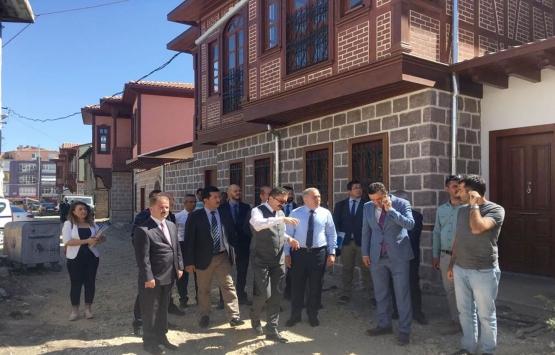 Ankara Hamamarkası TOKİ ile yeni bir çehreye kavuştu!