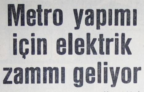 1972 yılında İstanbul