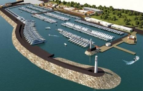 Büyükçekmece Yat Limanı imar planı askıya çıktı!