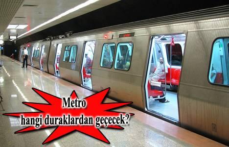 Kurtköy'e metro ne