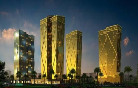 Vazo Kule'de konut fiyatları 366 bin liradan başlıyor!