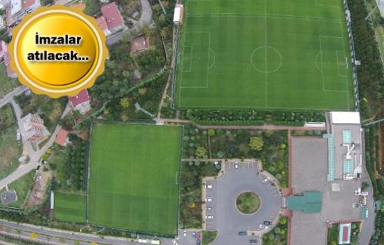 Fenerbahçe'den Samandıra'da arazi