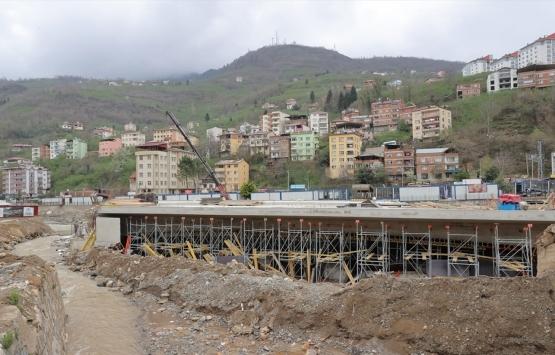 Giresun Yeni Dereli projesinde son durum ne?
