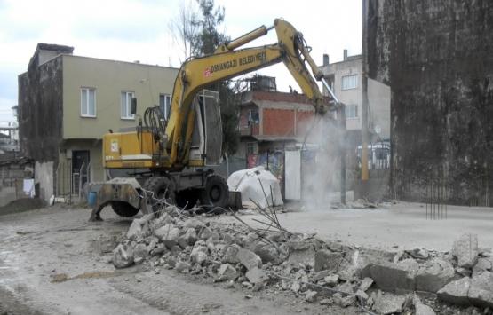 Bursa Osmangazi'de kaçak yapıya geçit yok!