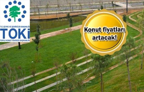 Ankara Millet Bahçesi'nin