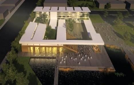 Uşak Belediyesi yeni hizmet binasının proje aşaması tamamlandı!