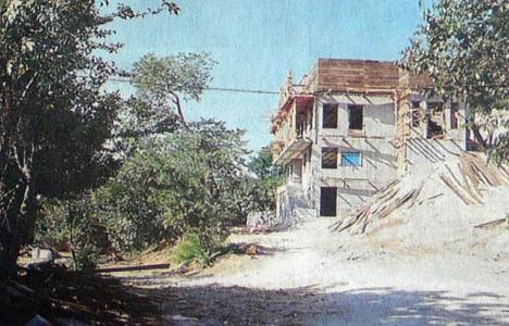 1996 yılında Boğaz'da