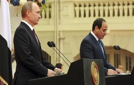 Rusya Mısır'da nükleer