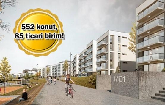 İzmir Gaziemir Aktepe dönüşüm projesinin detayları belli oldu!