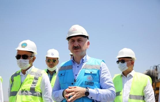Çukurova Bölgesel Havalimanı'nın inşaatı 2 yılda bitecek!