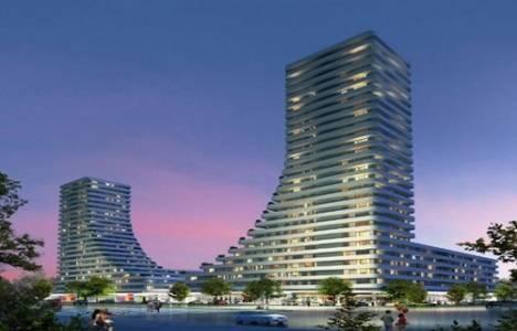 Harmony Towers'ta metrekaresi 3 bin TL'den başlayan fiyatlarla!