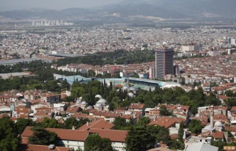 Bursa'da sıfır konutta patlama!