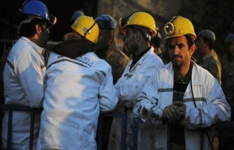 Soma'da maden ocağında yangın!