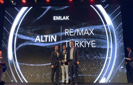 RE/MAX Türkiye sosyal medya ödülünü kazandı!