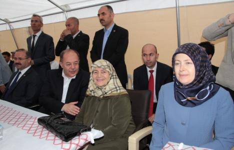 Erzurum Alacabük Konuk Evi açıldı!