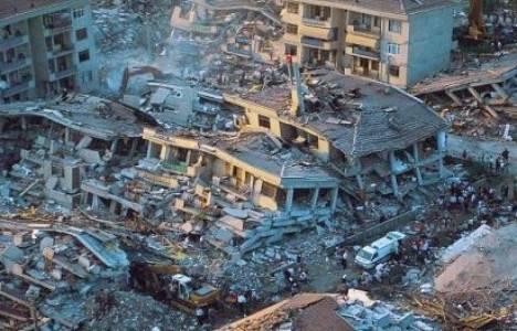 Deprem anında kaçılacak