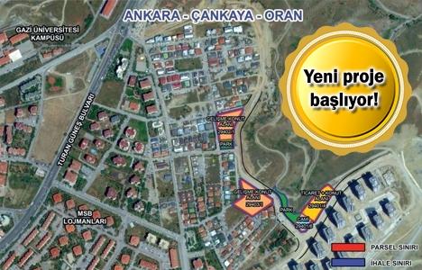 YP İnşaat Çankaya Oran projesinde imzalar atıldı!
