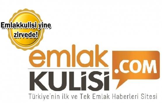 Emlakkulisi.com Şubat'ta 2.3 milyon ziyaret aldı!